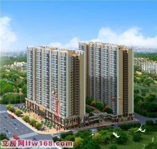 惠州惠东小产权房《海雅豪庭》全新现房,一期两栋16层开盘了