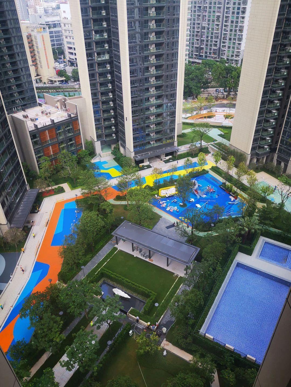 沙井海岸城28栋大型花园房【智汇星辰】两房总价142万起,分期10年