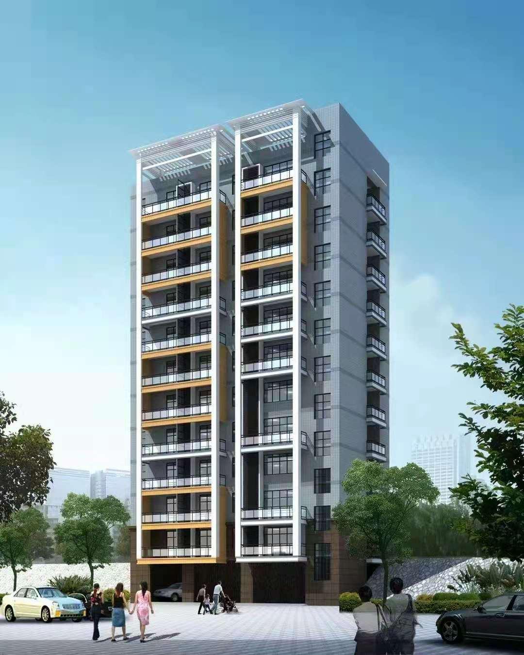 惠州惠阳小产权房《沙田花园》四栋封闭式花园学区洋房 首付3-5成 分期5年