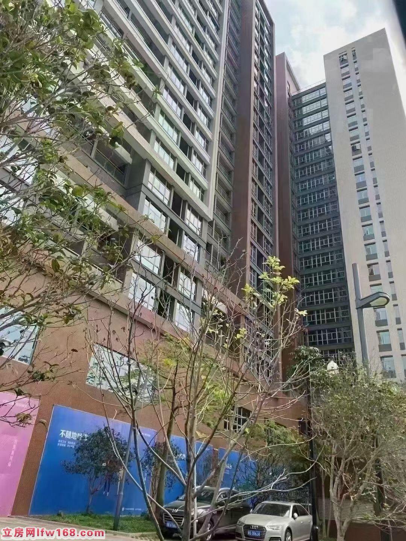 龙华人才房(观澜花园)龙华4栋围合式小区 地铁口实量距离300米,