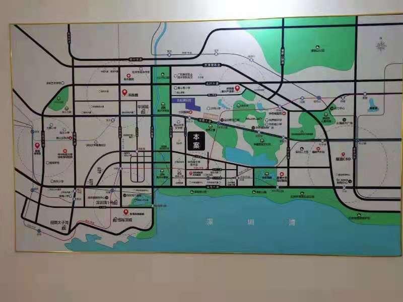 南山准拆迁房(白石小时代)靠近地铁口,准拆迁房